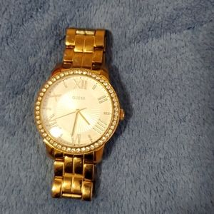 Guess crystal watch